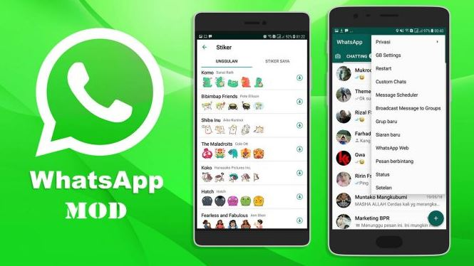 Download whatsapp mod anti blokir apk
